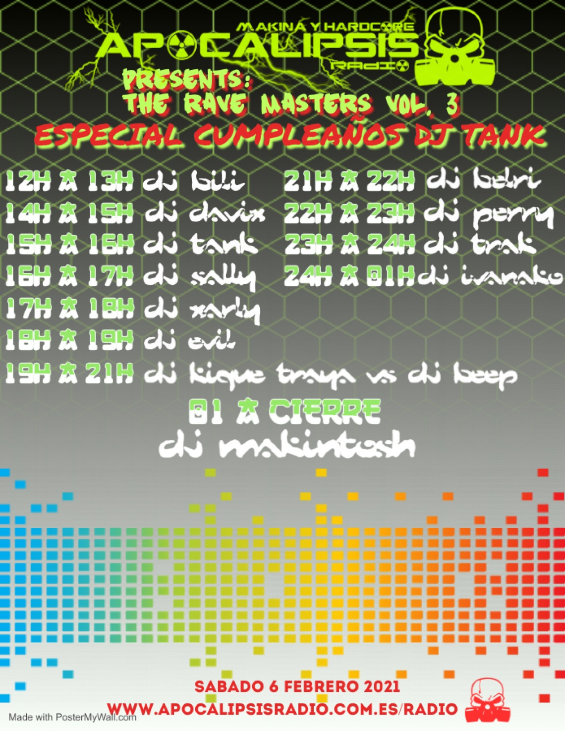 The Rave Masters Vol3