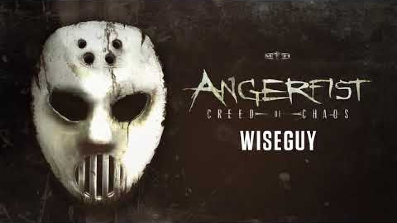 Angerfist - Wiseguy