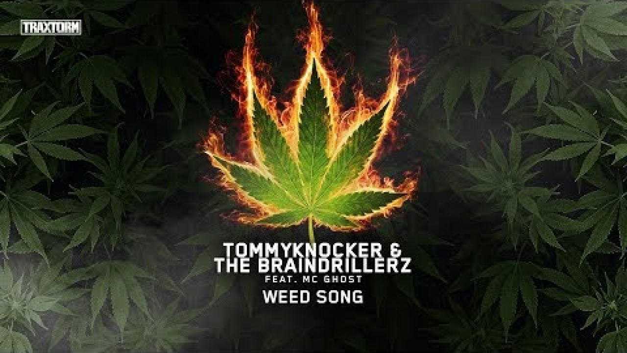 Tommyknocker & The Braindrillerz feat. MC Ghost - Weed song - Traxtorm 0192 [HARDCORE]