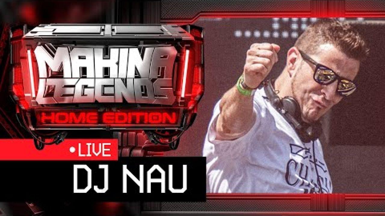 🔴 DJ NAU sesión en DIRECTO 📡SESIÓN A VINILO 🔂