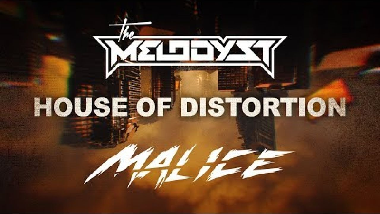 The Melodyst X Malice - House of distortion (Official anthem United Hardcore Forces 2019)