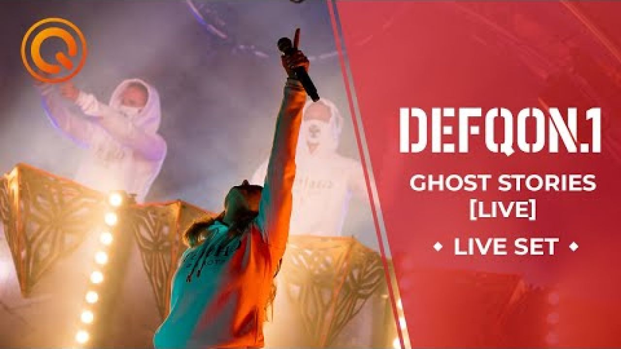 Ghost Stories | Defqon.1 At Home 2020