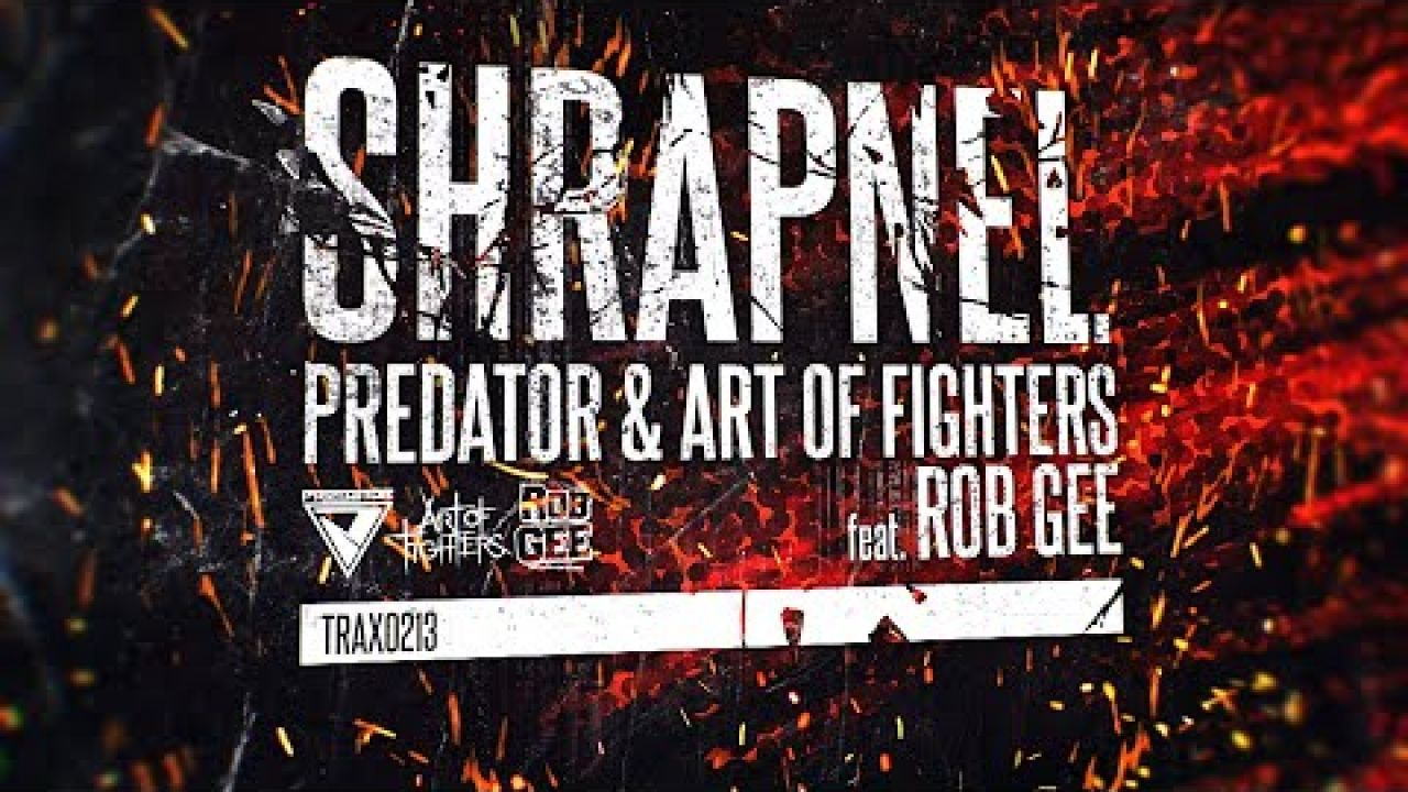 Predator & Art of Fighters feat. Rob Gee - Shrapnel