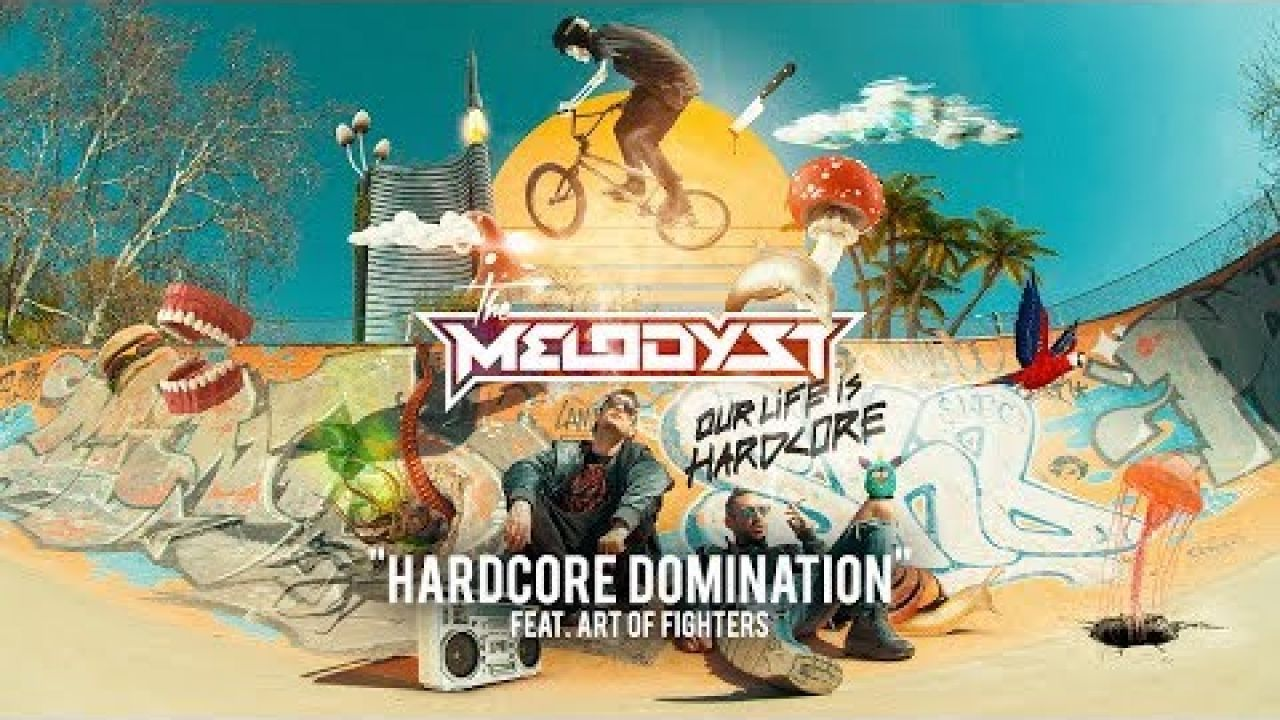 The Melodyst - Hardcore domination (with Art of Fighters) - Traxtorm 0197 [Hardcore]