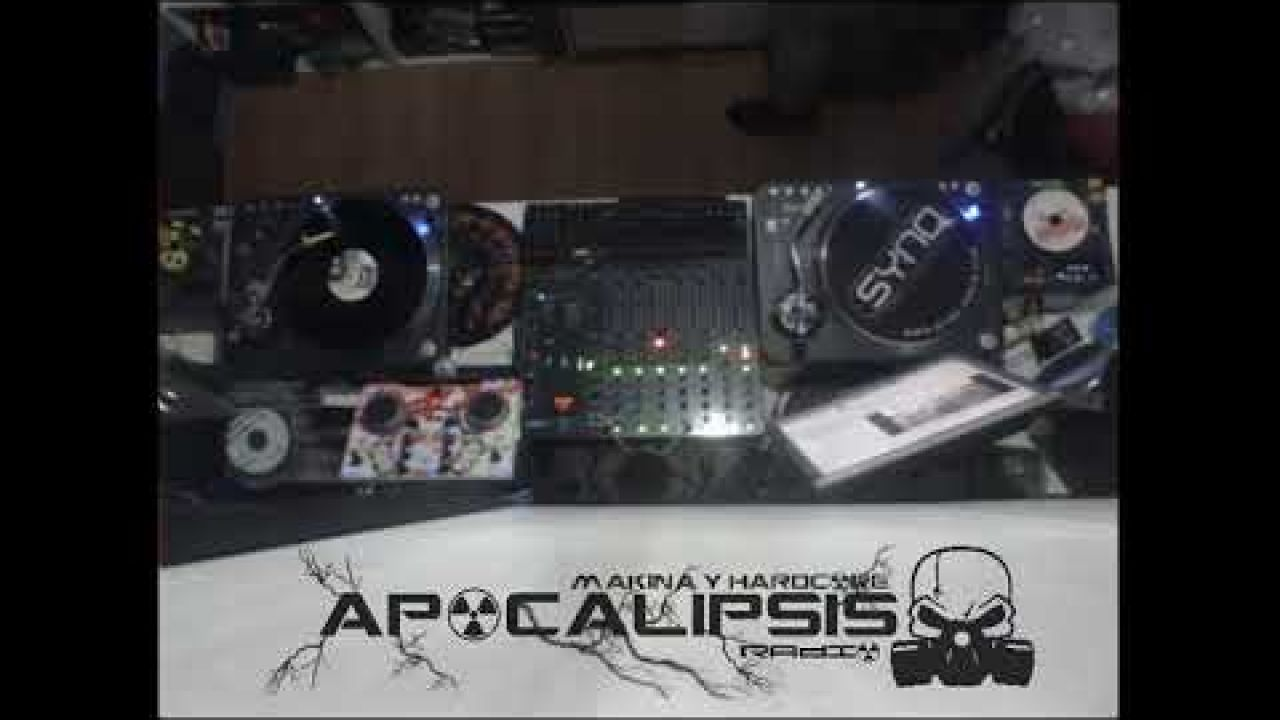 APOCALIPSISRADIO DJ XARLY