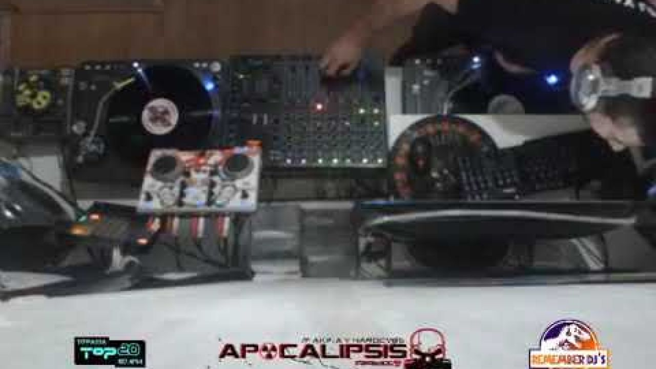 Dj Xarly 29-09-2020 Remember Dj's Apocalipsis Radio
