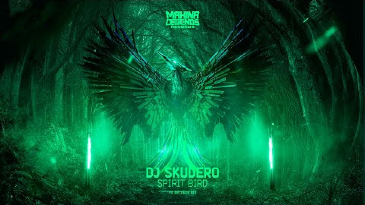 💽 DJ SKUDERO - Spirit Bird (ML Records 001) 🦅