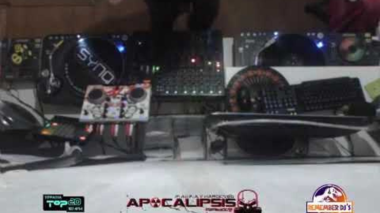 Dj Xarly Apocalipsis Radio Remember Dj's 06-10-2020